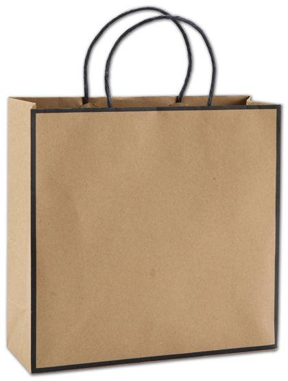 """Kraft Shoppers, 10 x 4 x 10"""""""