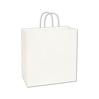 White Paper Shoppers Star, 13 x 7 x 13