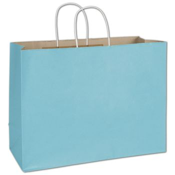 Arctic Blue Radiant Shoppers, 16 x 6 x 12 1/2