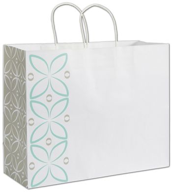 Bella Vita Shoppers, 16 x 6 x 12 1/2