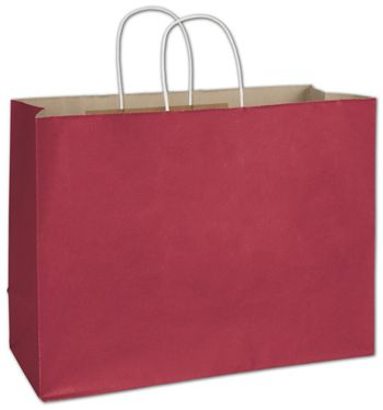 Crimson Radiant Shoppers, 16 x 6 x 12 1/2