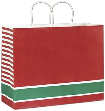 Holiday Style Shoppers, 16 x 6 x 12 1/2