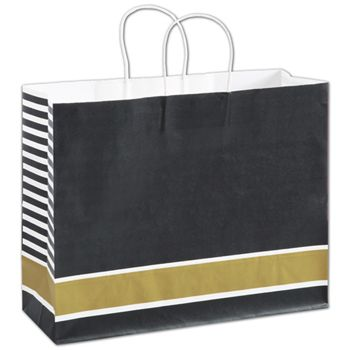 Sleek Style Shoppers, 16 x 6 x 12 1/2