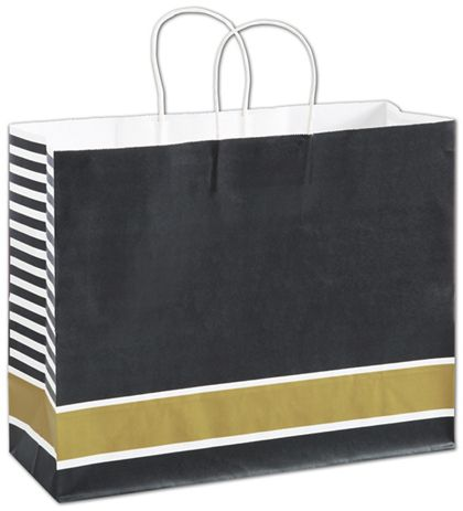 Sleek Style Shoppers, 16 x 6 x 12 1/2""