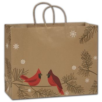 Snowbirds Shoppers, 16 x 6 x 12 1/2