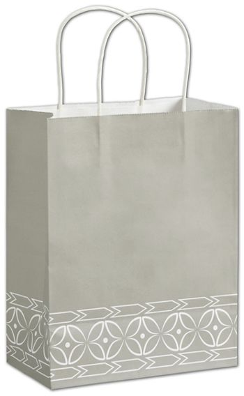 Bella Vita Shoppers, 8 1/4 x 4 3/4 x 10 1/2