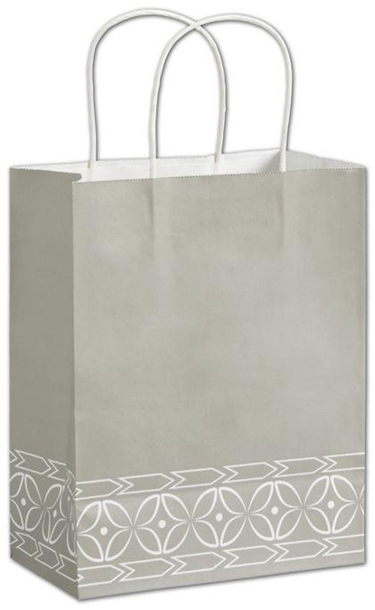 """Bella Vita Shoppers, 8 1/4 x 4 3/4 x 10 1/2"""", Mini Pack"""