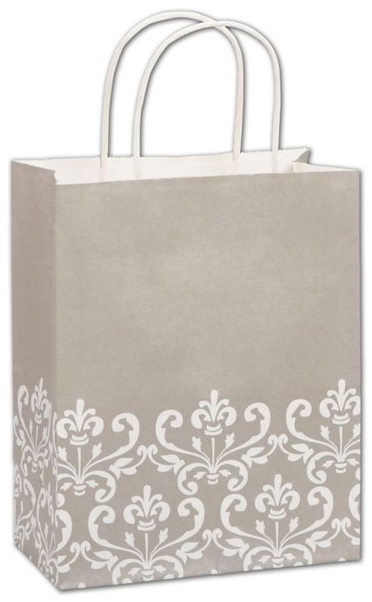 "Champagne Chic Shoppers, 8 1/4x4 3/4x10 1/2"", Mini Pack"