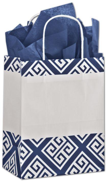 """Larissa Shoppers, 8 1/4 x 4 3/4 x 10 1/2"""", Mini Pack"""