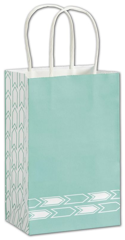 "Bella Vita Shoppers, 5 1/4 x 3 1/2 x 8 1/4"", Mini Pack"