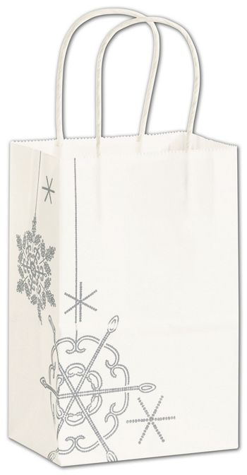 Sheer Elegance Shoppers, 5 1/4 x 3 1/2 x 8 1/4