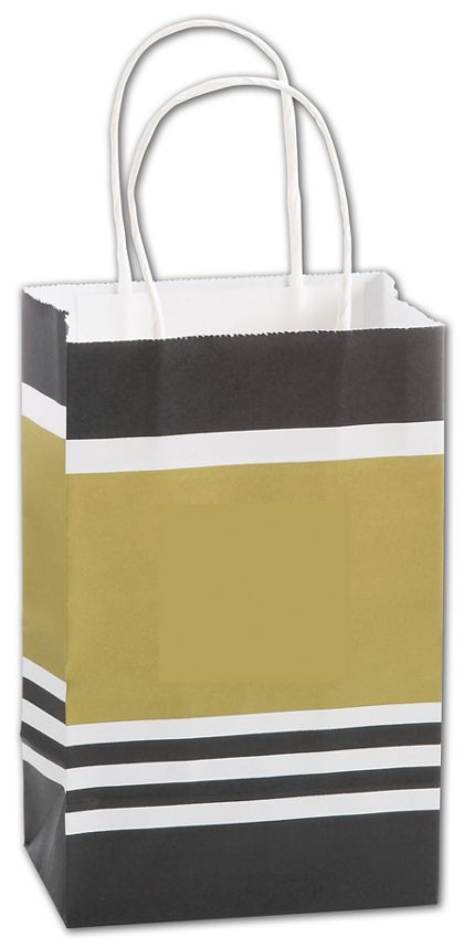 "Sleek Style Shoppers, 5 1/4 x 3 1/2 x 8 1/4"", Mini Pack"