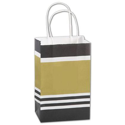 """Sleek Style Shoppers, 5 1/4 x 3 1/2 x 8 1/4"""", Mini Pack"""