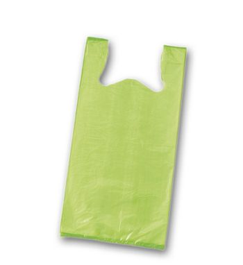 Citrus Unprinted T-Shirt Bags, 11 1/2 x 7 x 23