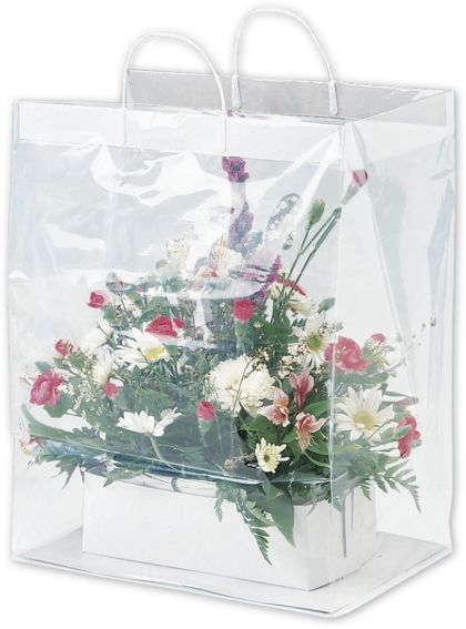 """Floral Packaging Bags, 15 x 11 x 19"""""""