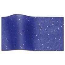 """Blue Sapphire Gemstone Tissue Paper, 20 x 30"""""""