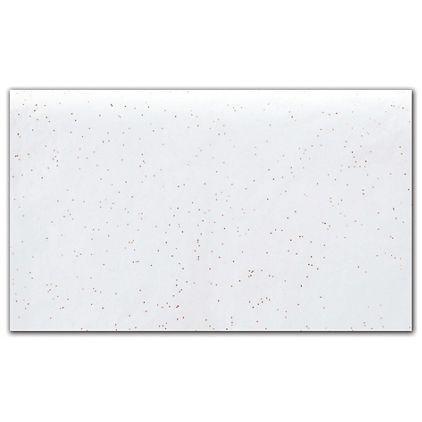 "Gemstone Tissue Paper, Rose Gold White, 20 x 30"""