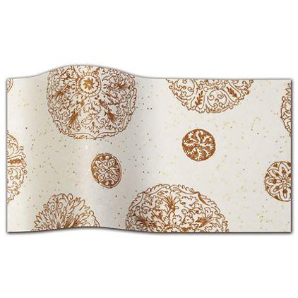 """Medallions Gemstone Tissue Paper, 20 x 30"""""""