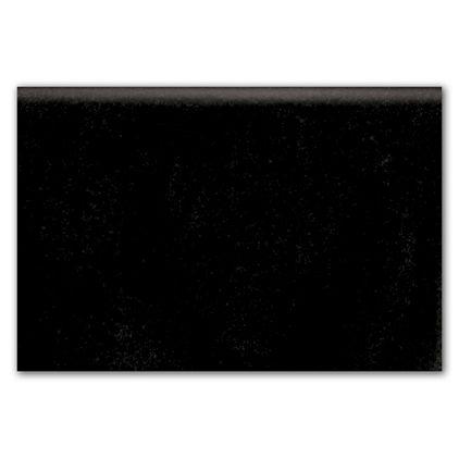 "Waxed Tissue Paper, Black, 20 x 30"""