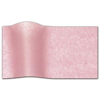 """Dark Pink Waxed Tissue Paper, 20 x 30"""""""