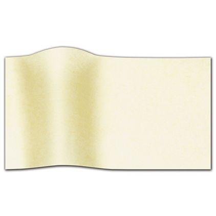 "Khaki Waxed Tissue Paper, 20 x 30"""