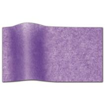 """Lavender Waxed Tissue Paper, 20 x 30"""""""