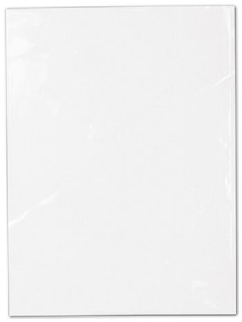 Clear Polypropylene Bags Non Gusseted, 3 x 4