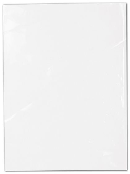 """Clear Polypropylene Bags Non Gusseted, 3 x 4"""""""