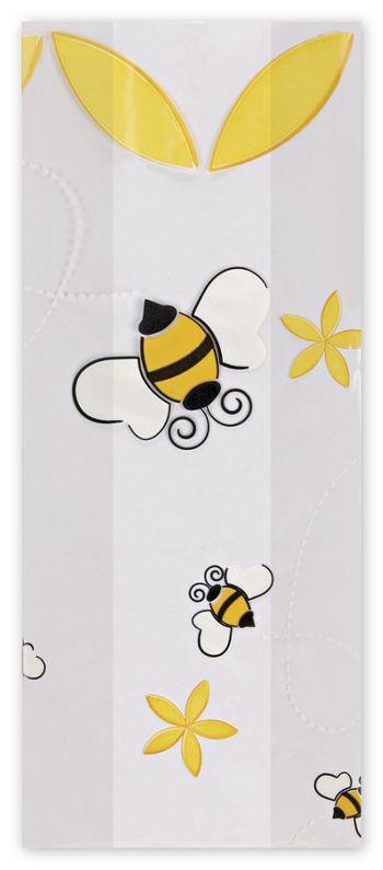 A Little Honey Cello Bags, 5 x 3 x 11 1/2