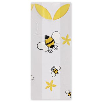 A Little Honey Cello Bags, 4 x 2 1/2 x 9 1/2