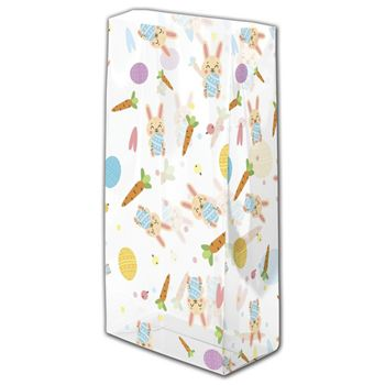 Easter Blast Cello Bags, 4 x 2 1/2 x 9 1/2