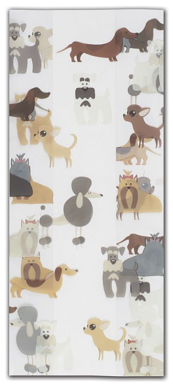 Fancy Pets Cello Bags, 5 x 3 x 11 1/2