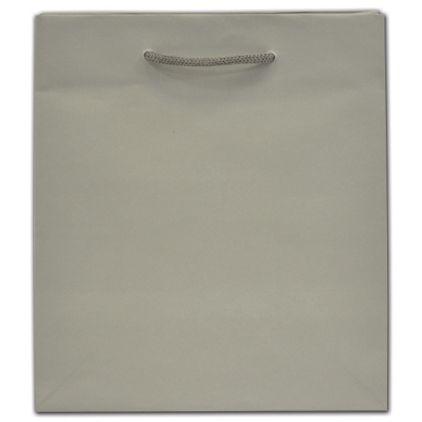 """Eco-Friendly Misty Grey Euro-Totes, 8 x 4 x 9"""""""