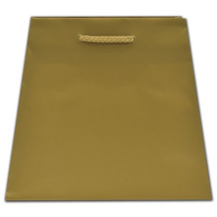 Gold Dust Matte Inverted Trapezoid Euro-Totes