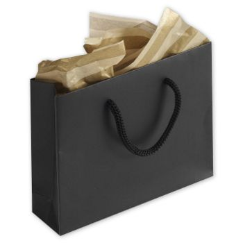 Laminated Matte Retail Shopping Bags Wholesale Shopping