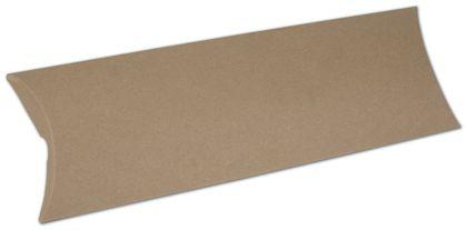 """Kraft Pillow Boxes, 12 x 4 1/2 x 1 1/2"""""""