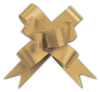 Gold Butterfly Bows, 2