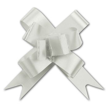 Silver Butterfly Bows, 2