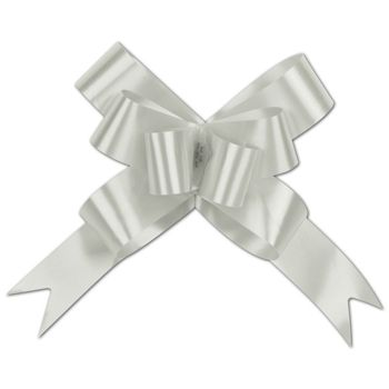 Silver Butterfly Bows, 4