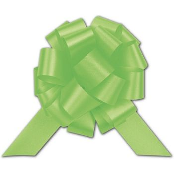 Citrus Satin Perfect Pull Bows, 18 Loops, 4""