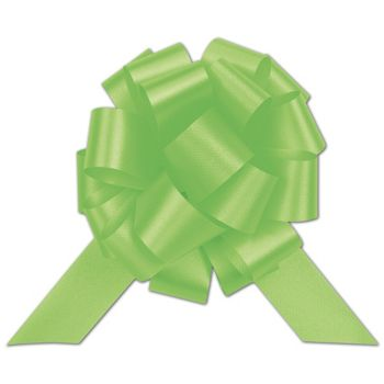 Citrus Satin Perfect Pull Bows, 20 Loops, 5 1/2