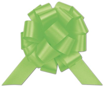 Citrus Satin Perfect Pull Bows, 20 Loops, 5 1/2""