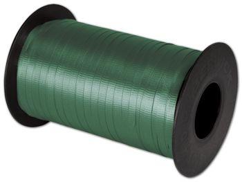 Splendorette Curling Hunter Green Ribbon