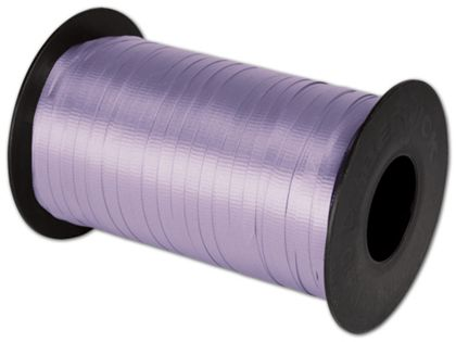 "Splendorette Curling Lavender Ribbon, 3/16"" x 500 Yds"