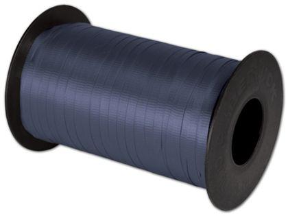 """Splendorette Curling Navy Ribbon, 3/16"""" x 500 Yds"""