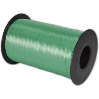 "Splendorette Curling Emerald Ribbon, 3/8"" x 250 Yds"