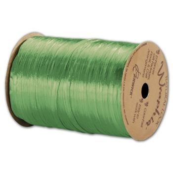 Pearlized Wraphia Citrus Ribbon, 1/4