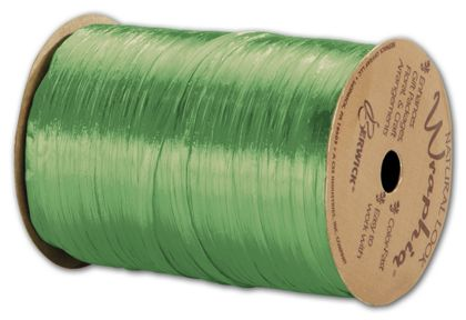"Pearlized Wraphia Citrus Ribbon, 1/4"" x 100 Yds"