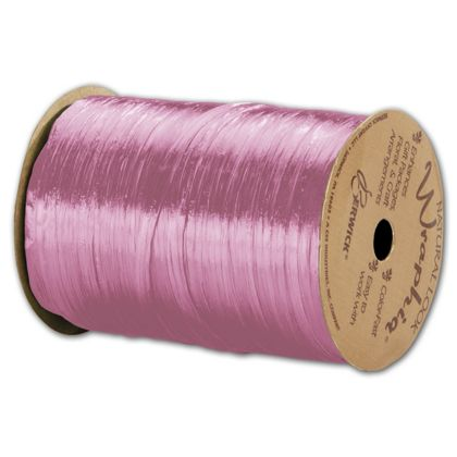 "Pearlized Wraphia Azalea Ribbon, 1/4"" x 100 Yds"