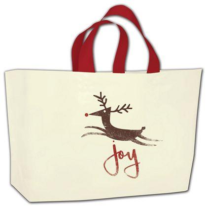"""Joy Ameritote TM Bags, 22"""" W x 18"""" H + 8"""" BG"""